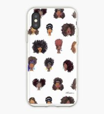 Wie man Allover Curly wird iPhone-Hülle & Cover