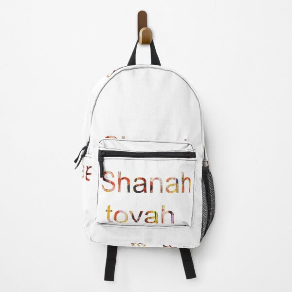 Shanah tovah Backpack