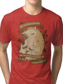 Be Compassionate Tri-blend T-Shirt