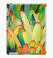 Bromeliads I iPad Case/Skin