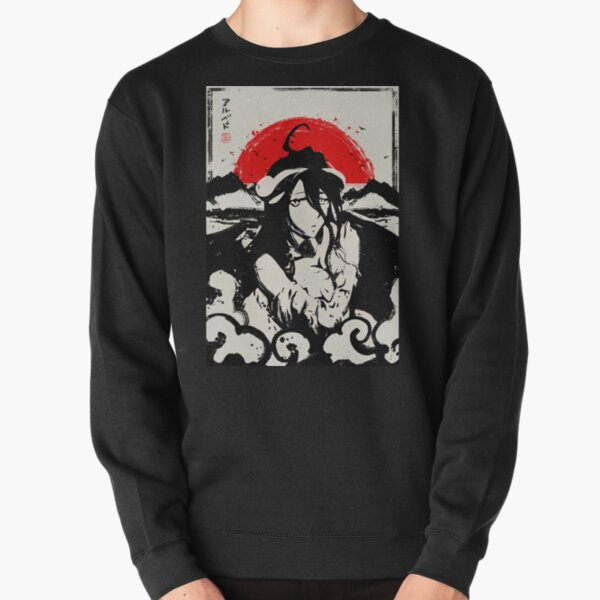 Albedo Japanese Ink アルベド Pullover Sweatshirt
