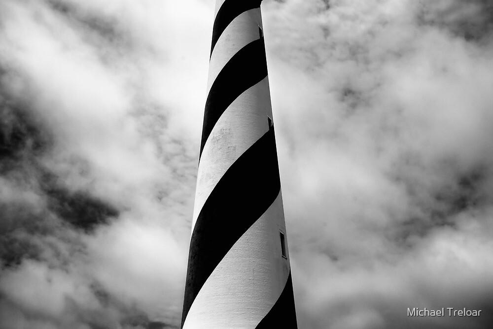 Cape Hatteras Lighthouse,OBX by Michael Treloar