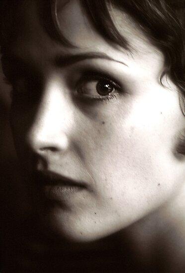 Rose Byrne - beautiful waif - 2000 by TrueloveStudios