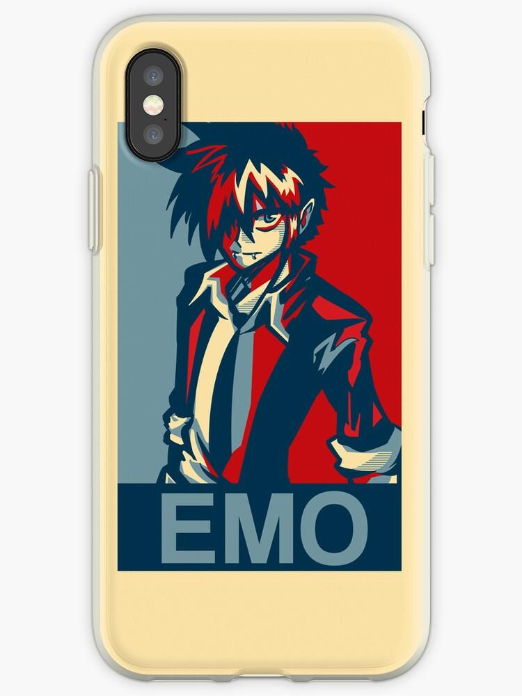 EMO by terrorbunny