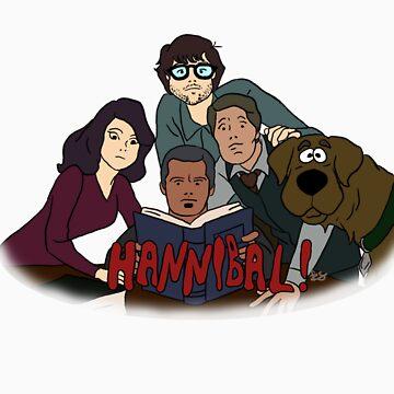 Scooby-Doo Hannibal by changeofheart