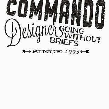 Commando Designer by aaronjb