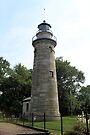 Erie Light Station by Bob Hardy
