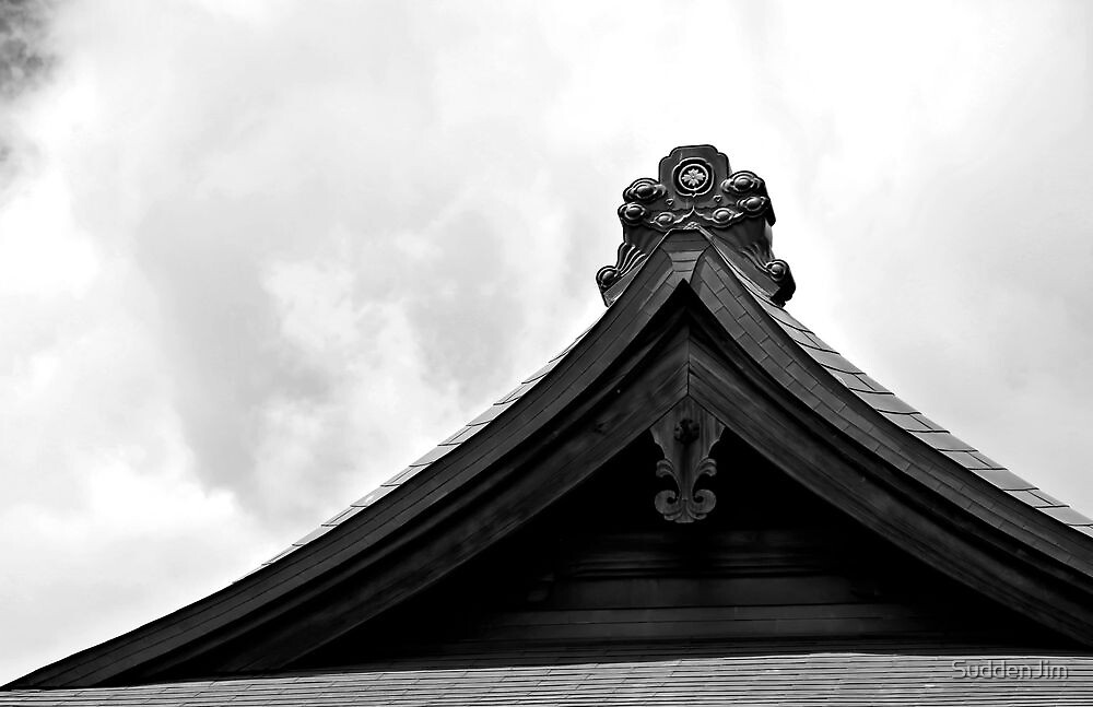 Temple by SuddenJim