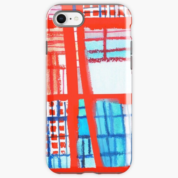 Uptown Chicago iPhone Tough Case