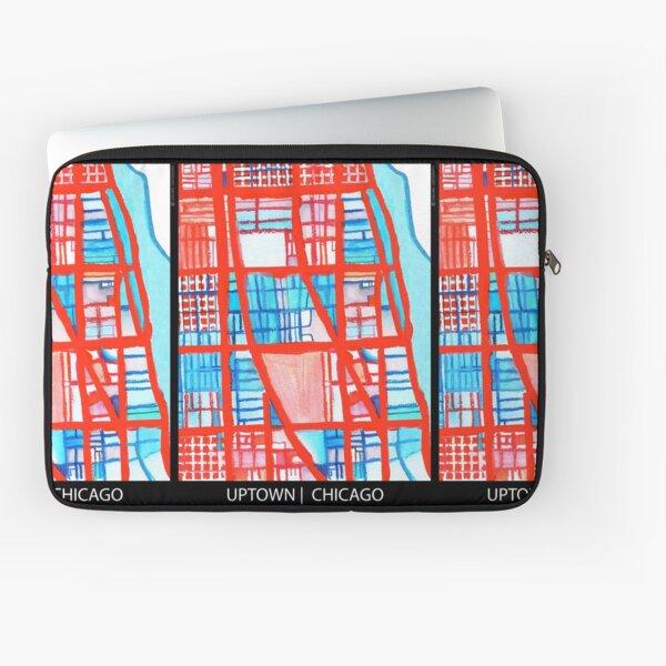 Uptown Chicago Laptop Sleeve