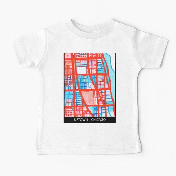 Uptown Chicago Baby T-Shirt