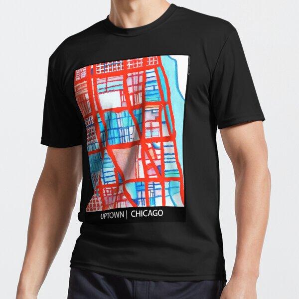 Uptown Chicago Active T-Shirt