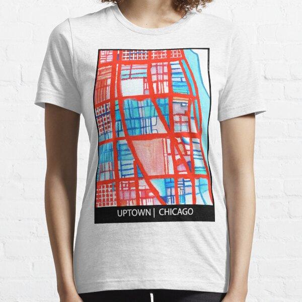 Uptown Chicago Essential T-Shirt