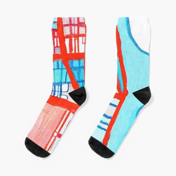 Uptown Chicago Socks