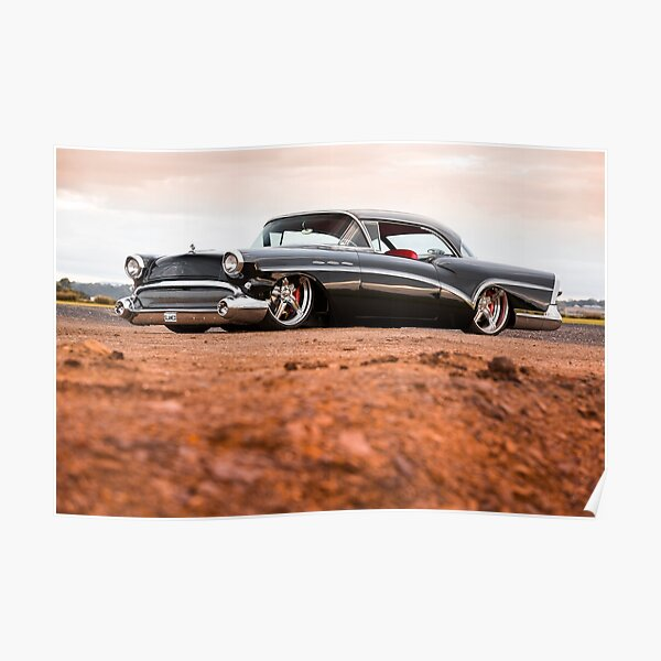 Adam Cleary's 1957 Buick Special Poster