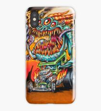 Deep One Hot Rod iPhone Case