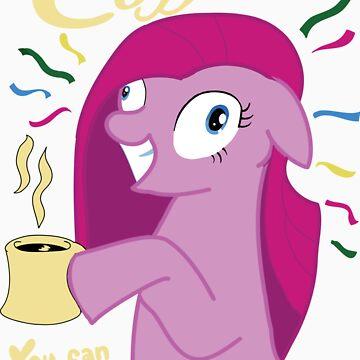 Coffee! Pinkie Pie by Chukii
