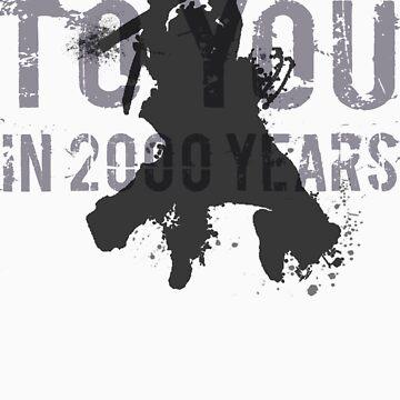 Shingeki no Kyojin-1 To you, in 2000 years by Posion-Waffle