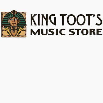 King Toot's Music Store by Abysma
