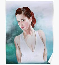 The Lady in White Poster