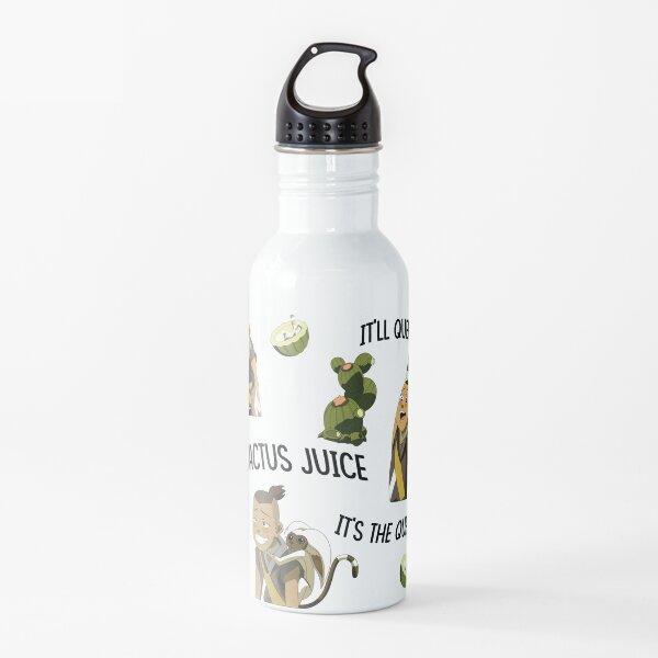 Sokka beber jugo de cactus de avatar Botella de agua