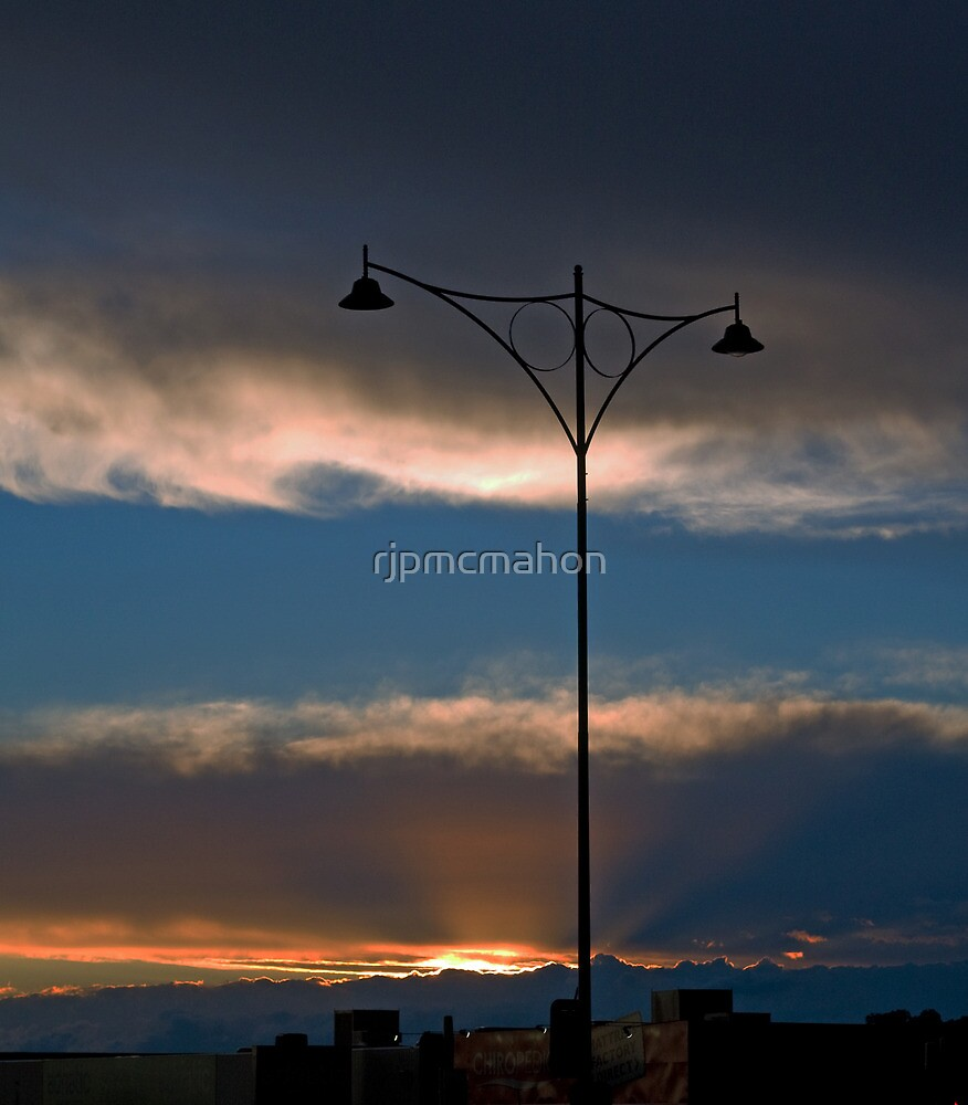 At the traffic lights by rjpmcmahon