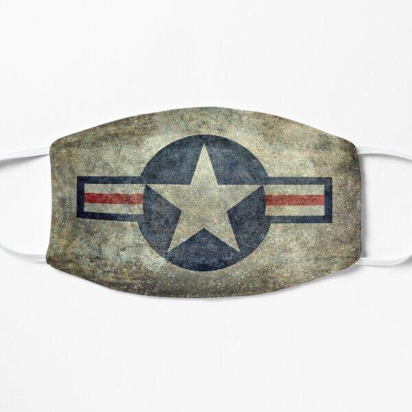 Vintage USAF Roundel symbol Flat Mask