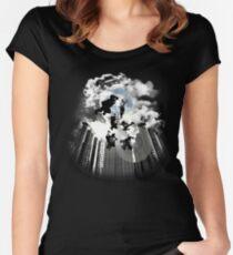 Heroe's Assemble! Women's Fitted Scoop T-Shirt