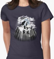 Heroe's Assemble! Womens Fitted T-Shirt