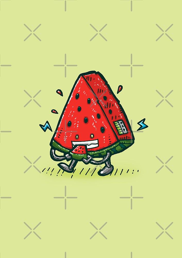Watermelon Bot by nickv47