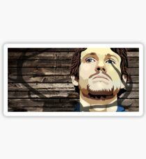 Someone Save Will Graham Sticker