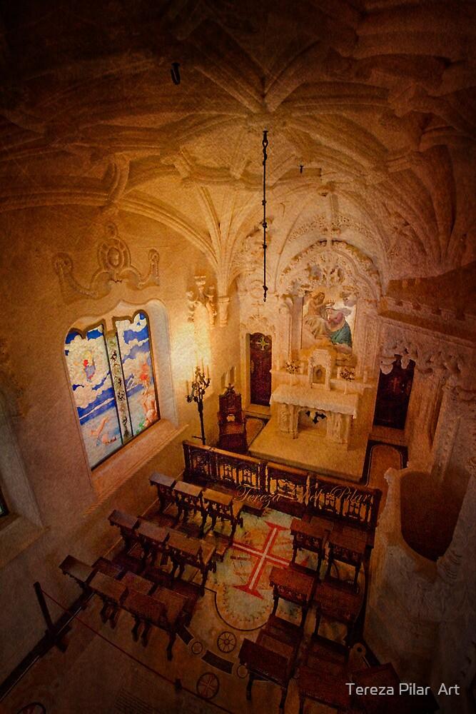 Chapel. Quinta da Regaleira. Capela by terezadelpilar ~ art & architecture