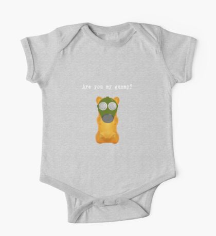 Are You My Gummy (White Text) Kids Clothes