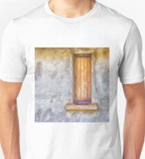 The shuttered window T-Shirt