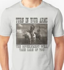 Turn In Your Arms Slim Fit T-Shirt