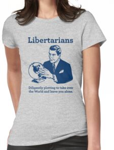The Libertarian Plot T-Shirt