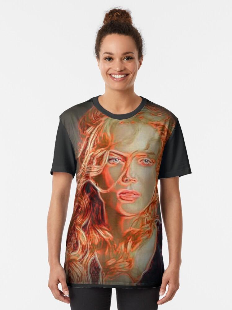 Alternate view of NICHOL Graphic T-Shirt