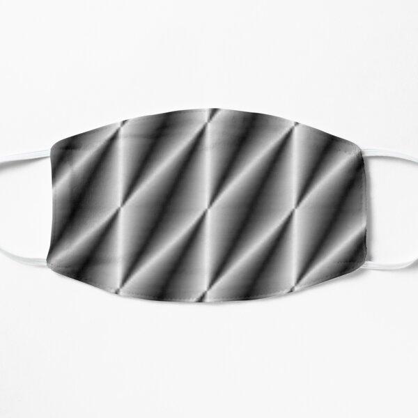 Monochrome lines Flat Mask