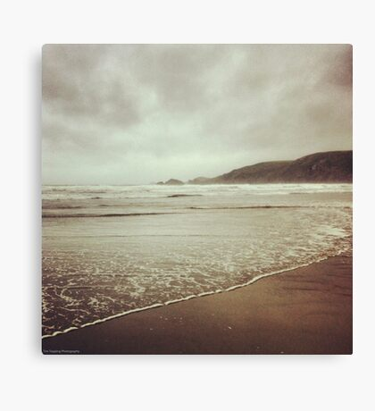 Newgale Sands Canvas Print