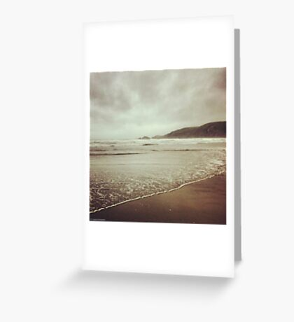 Newgale Sands Greeting Card