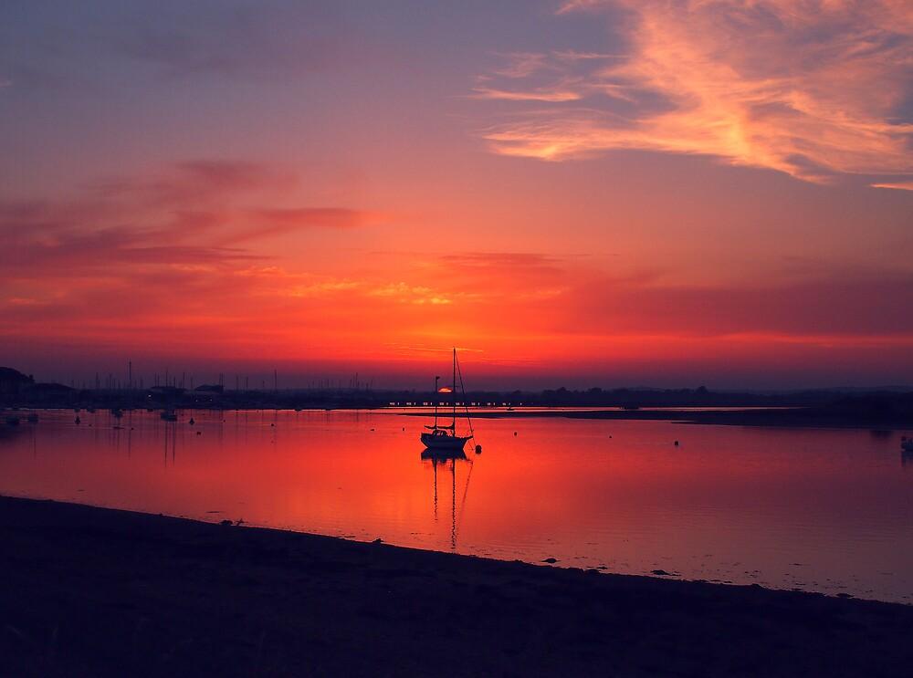 Sundown by Patrick Horgan