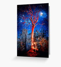 Alone We Stand Greeting Card