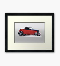 1932 Ford 'Two Tone' Roadster Framed Print