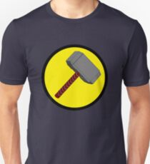 Captain Mjolnir T-Shirt