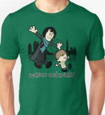 Watson and Holmes  Unisex T-Shirt