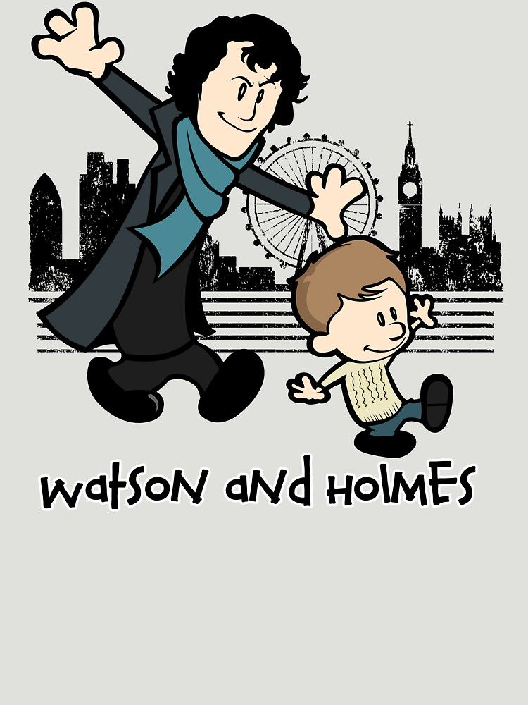 Watson and Holmes  | Unisex T-Shirt