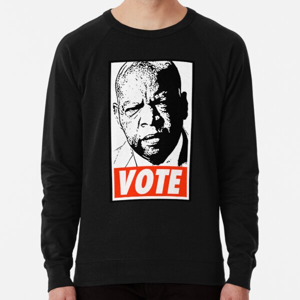 John Lewis - VOTE 2.0 (black) Lightweight Sweatshirt