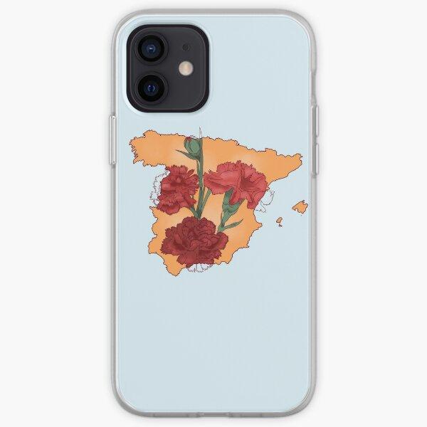 Spain iPhone Soft Case