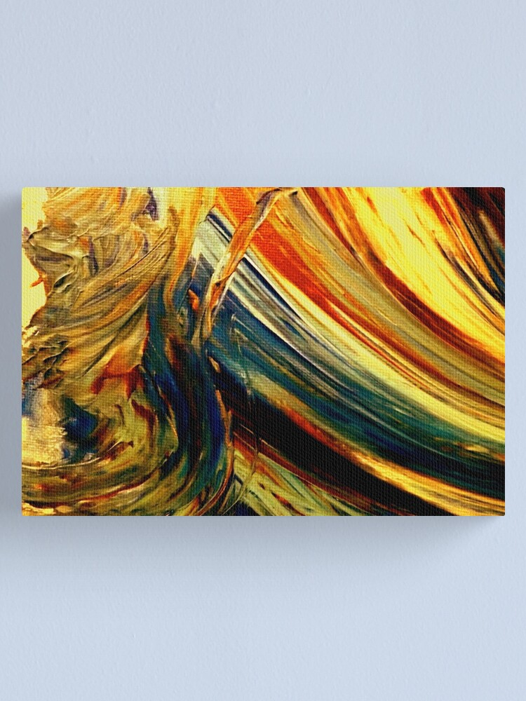 Alternate view of RELEASE - Closer View Canvas Print