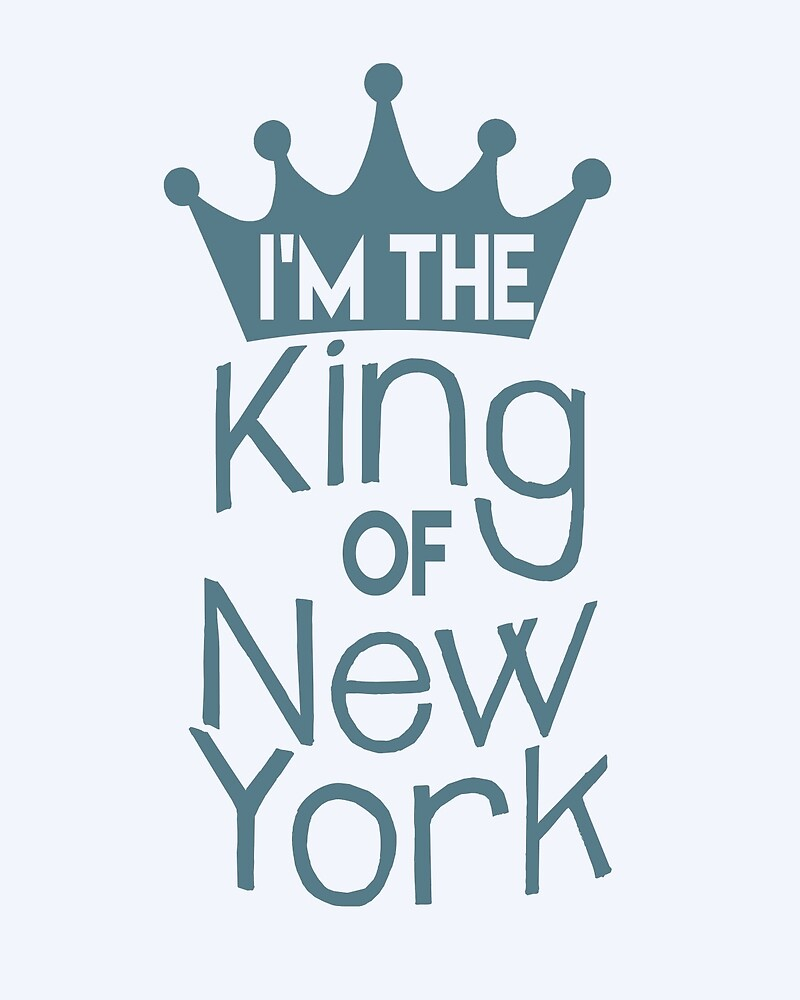 King of New York by worldsyererster